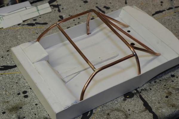 Opel Manta Interior. Opel Manta Project